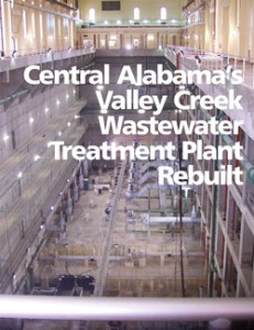 Central Alabama's Valley creek Wastewater Treatment Plant Rebuilt
